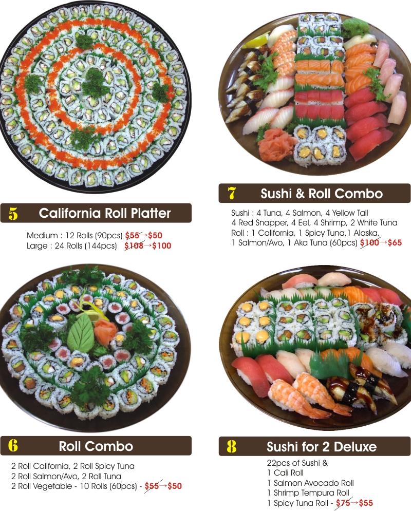 Yamada Sushi | party p...